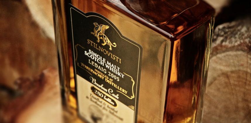 Stilnovisti – etykieta whisky
