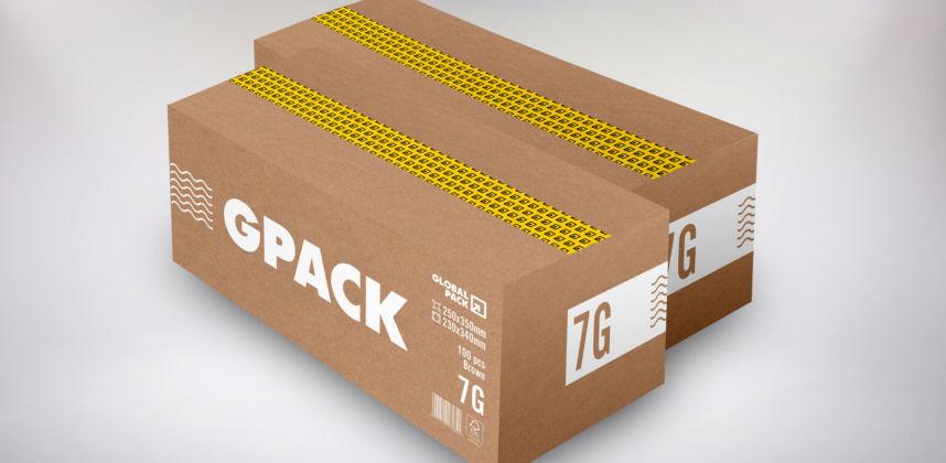 Opakowanie dla GlobalPack