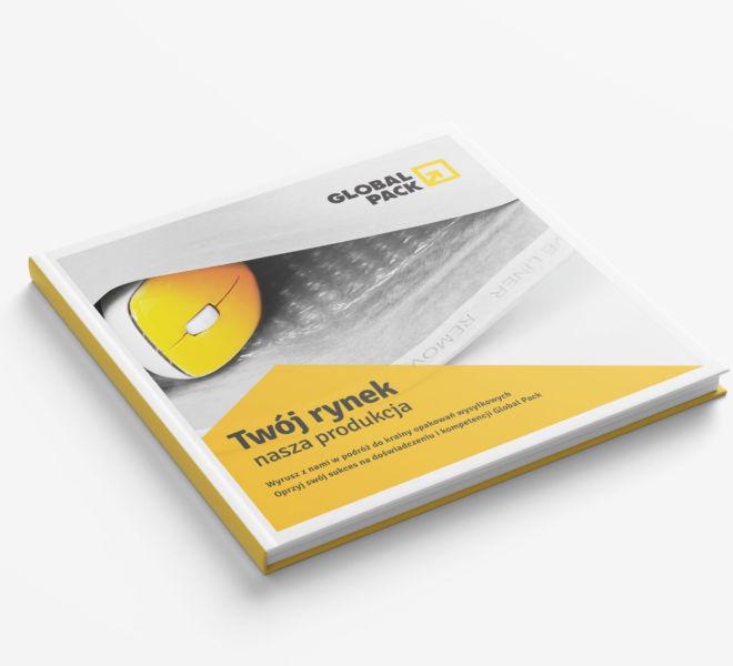 projekt okladki katalogu design
