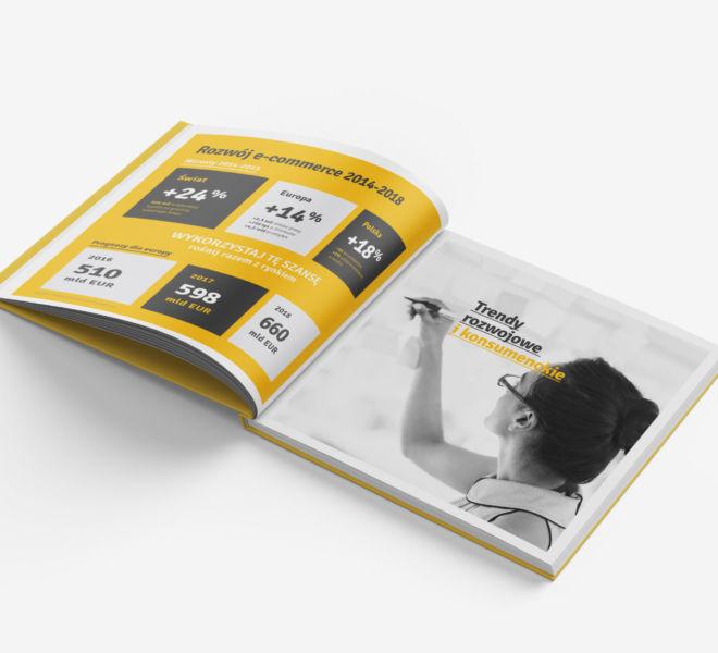 graphic design projekt katlogu foto