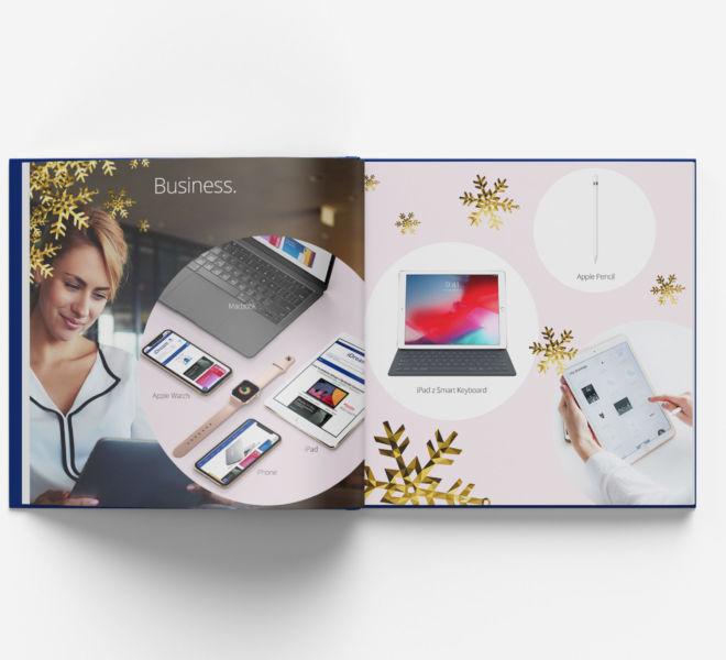 projektowanie graficzne skladanie katalogu
