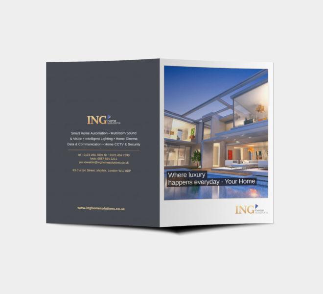 projektowanie graficzne katalog broszura promocja