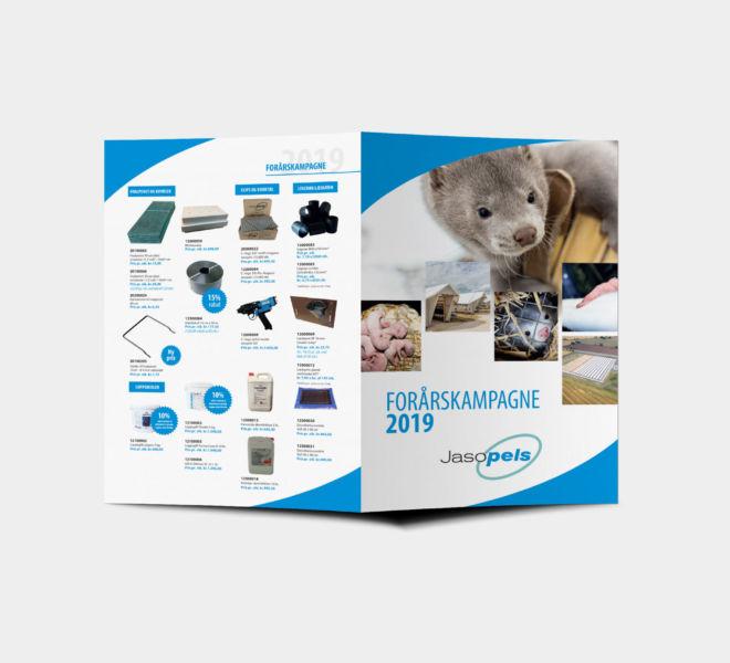 projekt katalogu broszury