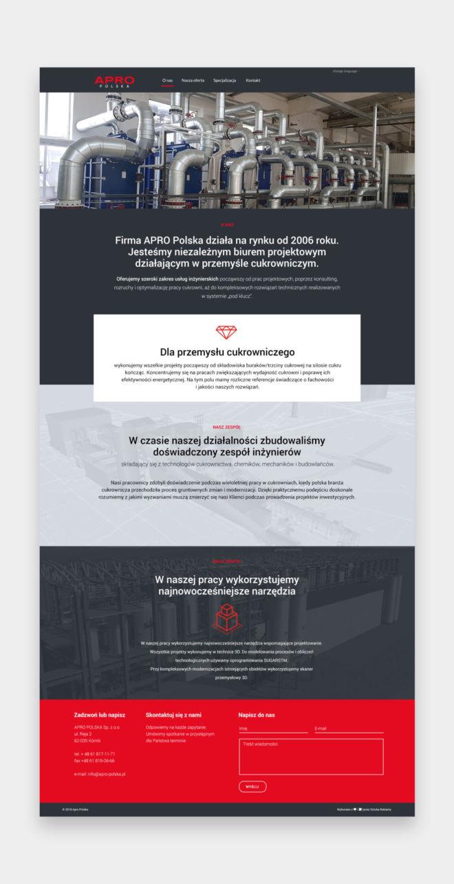 design lp projektowanie graficzne industrial