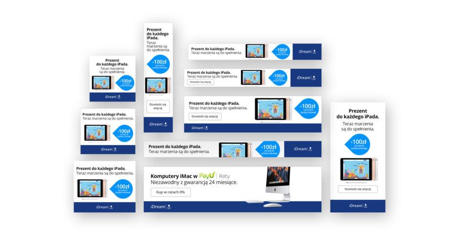 projekt adwords reklama promocja design