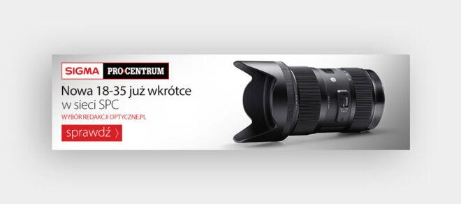 baner obiektywy fotografia video