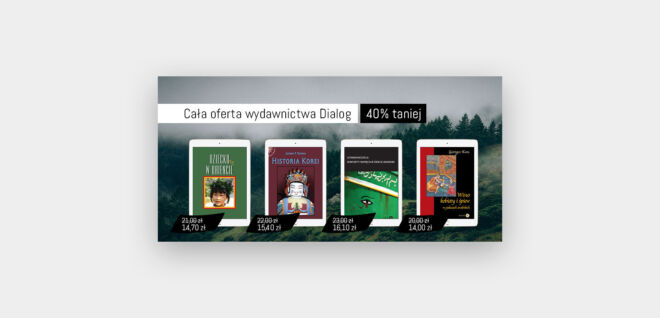 baner z ofertami promocyjnymi ksiazki ebooki
