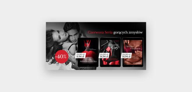 baner promocje na ebooki romans