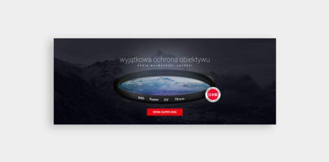 baner banner obiektywy foto wideo sprzet akcesoria