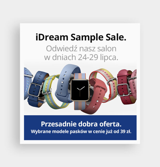 baner design smartwatch