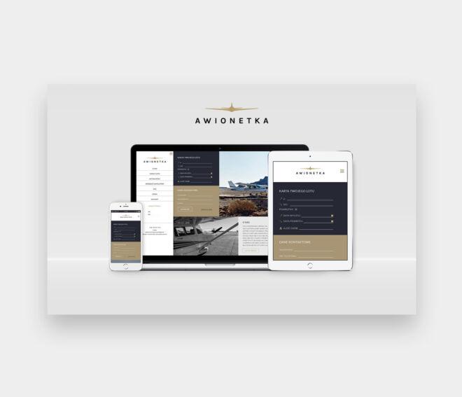 projektowanie responsywnych stron internetowych