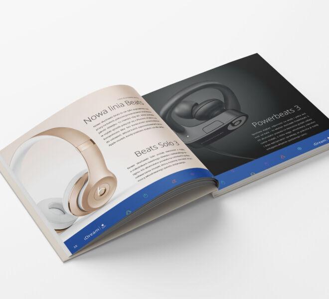 projekty katalogow grafika