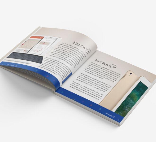 nowoczesny projekt katalogu projektowanie graficzne grafik