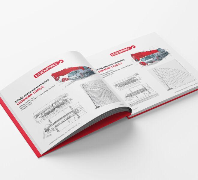 nowoczesny projekt katalogu projektowanie graficzne poznan