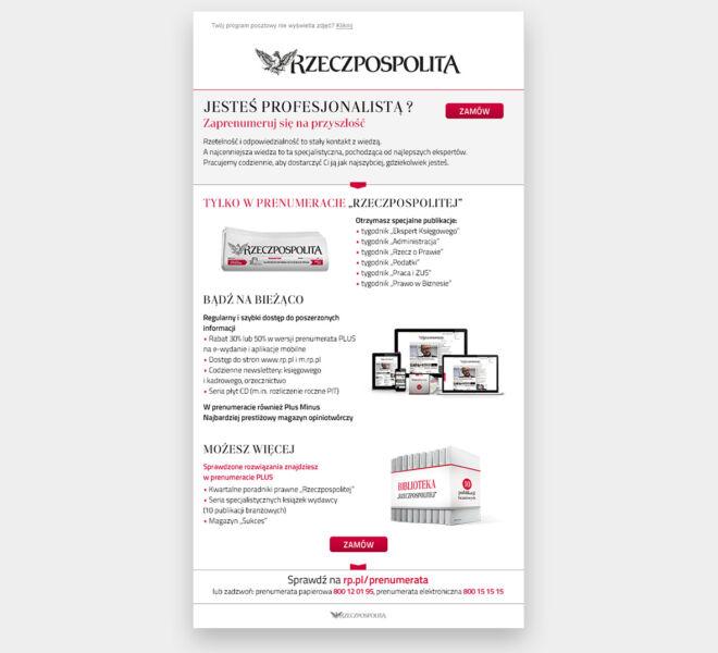 projekt mailing glogow grafika