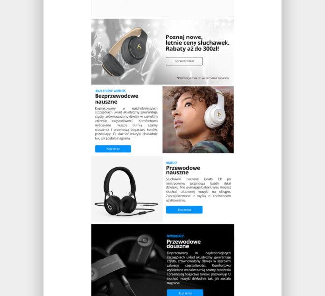 mailing design projektowanie poznan