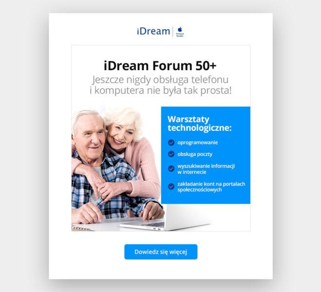 grafika kreatywna poznan mailing newsletter projektowanie