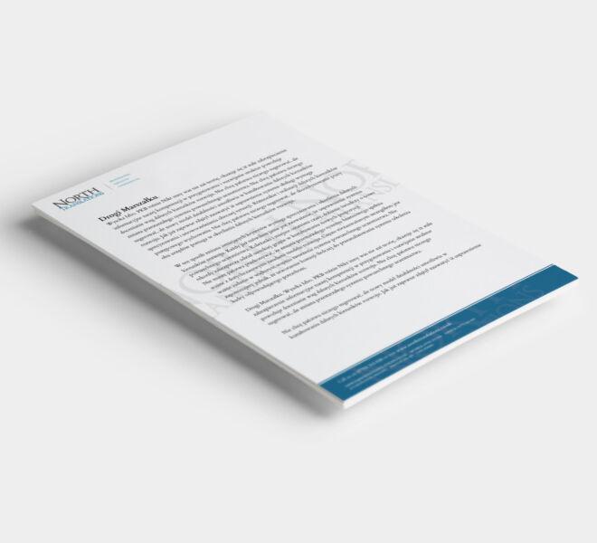 branding projektowanie graficzne papier firmowy uslugi graficzne