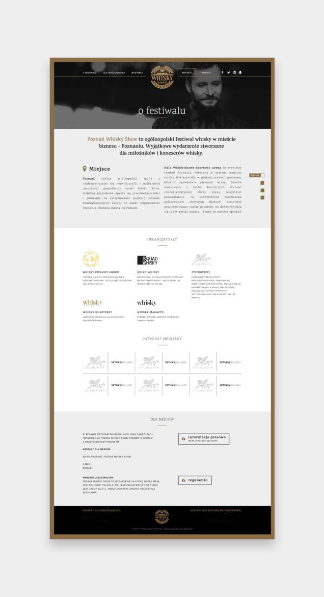 projekt strony internetowej projektowanie graficzne glogow