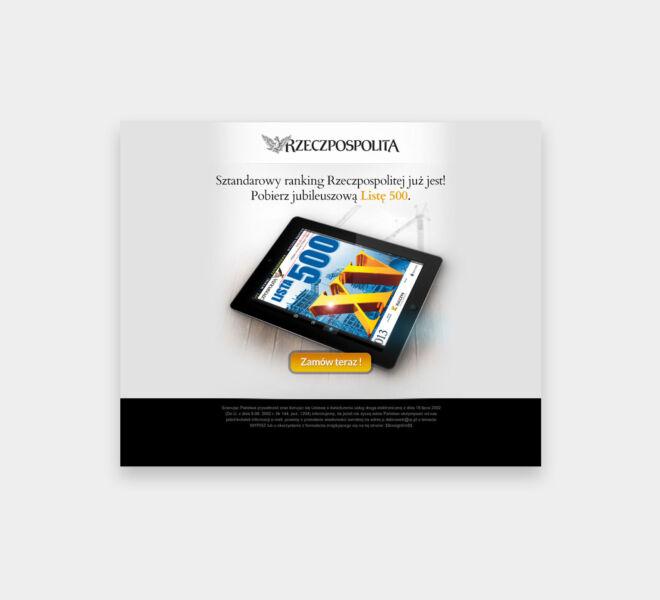 studio graficzne poznan projekt promocja mailing
